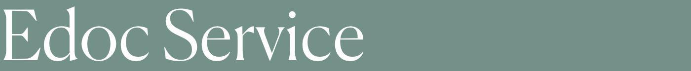 Edoc Service