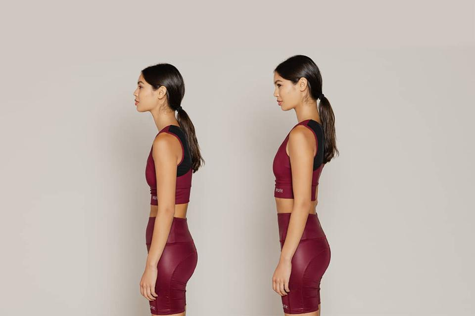 How IFGfit's posture corrector apparel makes a difference.