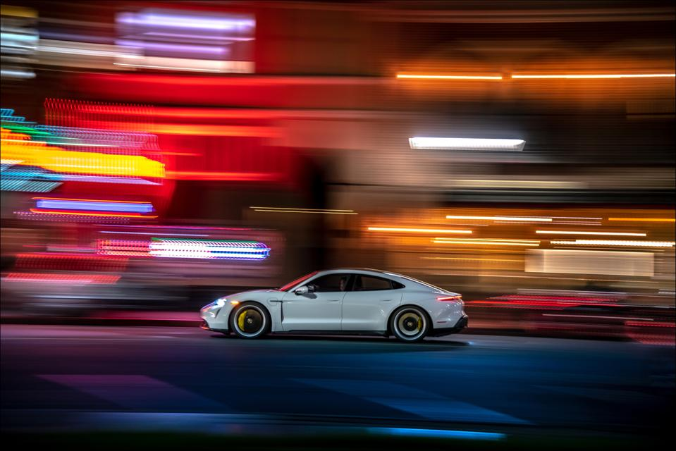 Taycan Turbo S is a complete automobile.