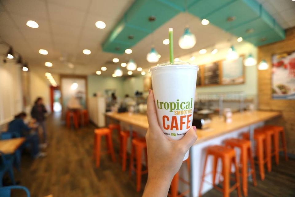 Tropical Smoothie Cafe, franchise, entrepreneur, small business, Gary Occhiogrosso