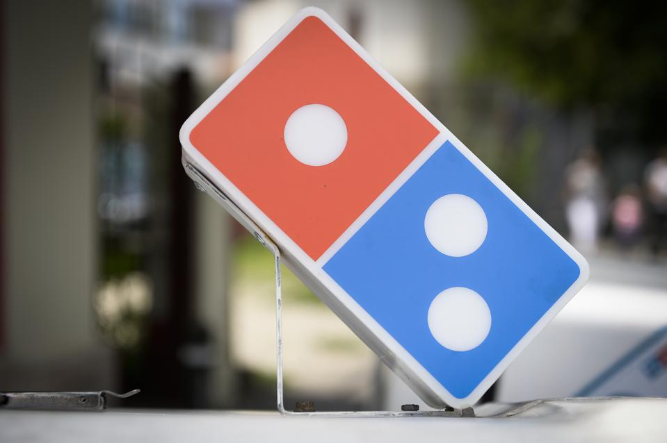 Real-time data streaming allows Domino's to share the status of its orders with customers