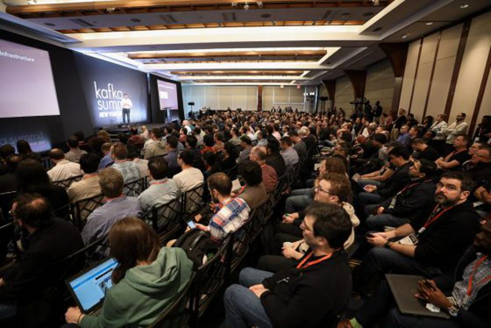 Kafka Summit brings together hundreds of engineers to discuss real-time data streaming