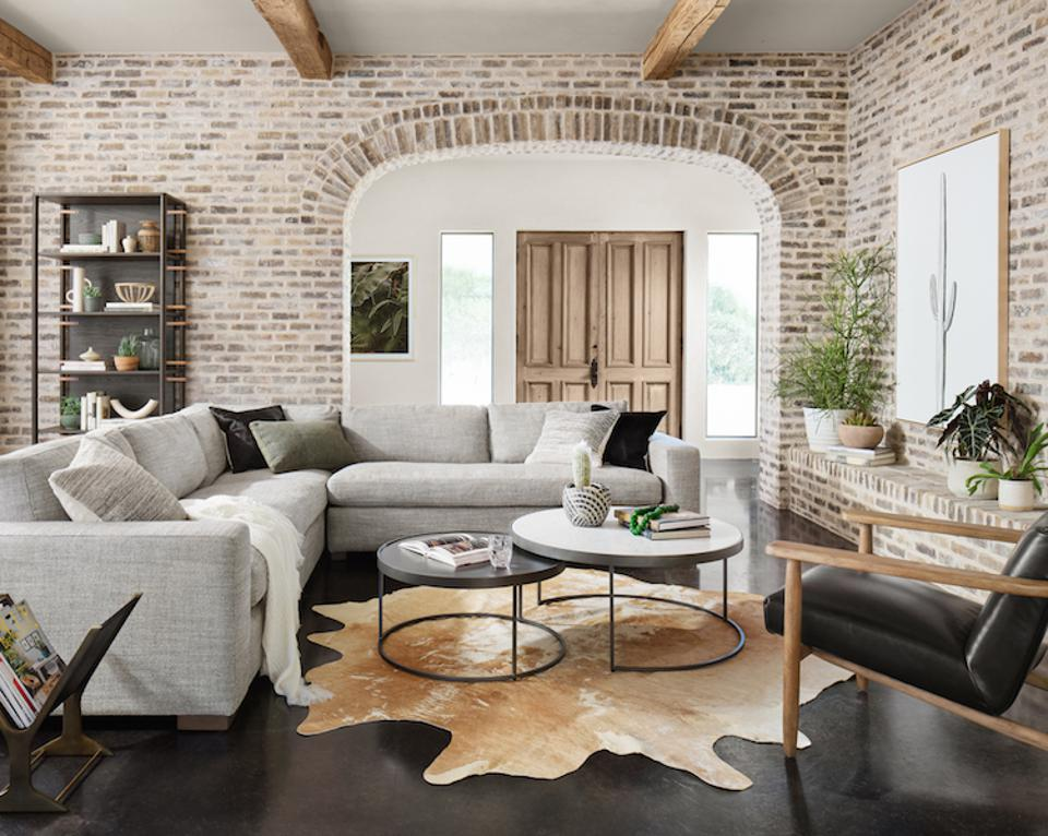 Paynes Gray is the influencer's furniture boutique.