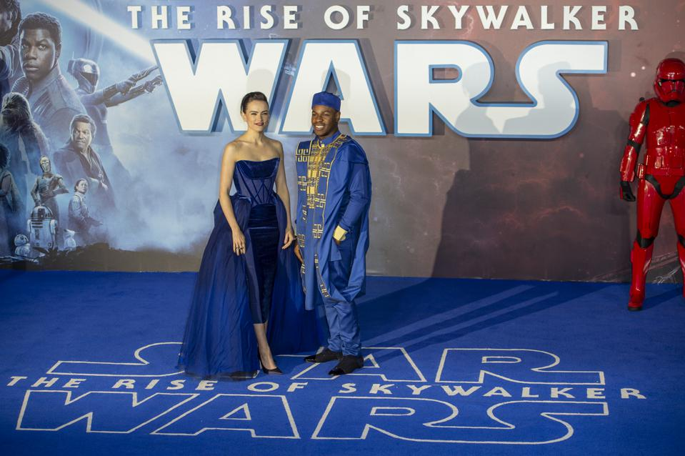 Looking Back At Star Wars Rise Of Skywalker S Strange Lucrative Disappointing Box Office Journey
