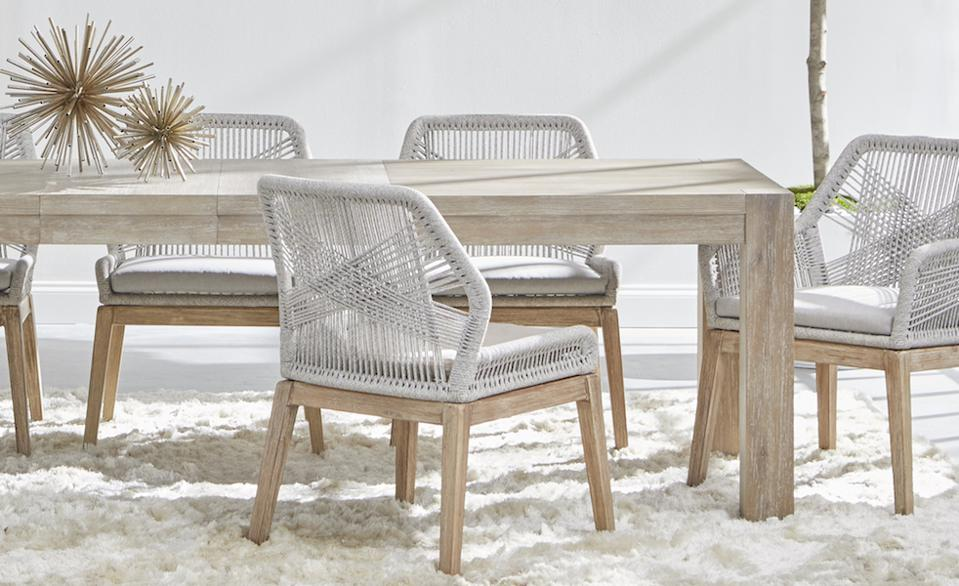 Paynes Gray Loom Chair Collection