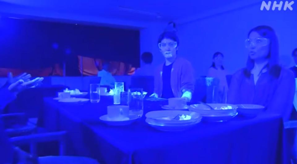 Watch: Viral Japanese Video Shows How Quickly COVID-19 Can Spread At A Buffet