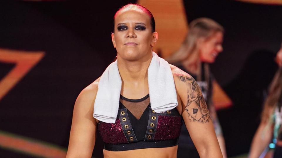 Shayna Baszler Trends On Twitter After Scathing Promo About Becky Lynch's  Pregnancy