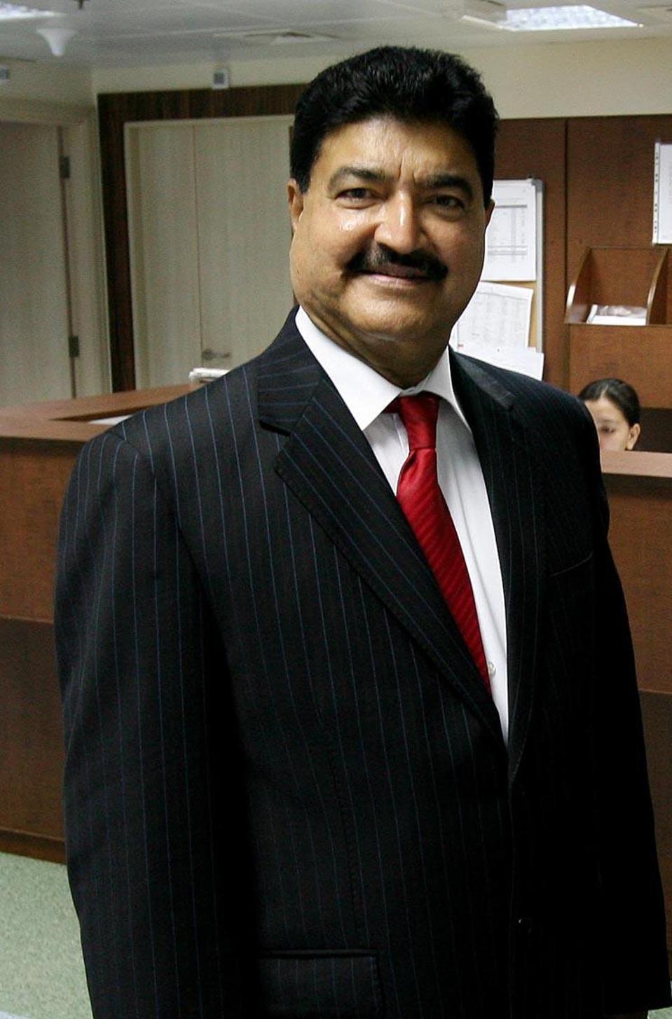 B.R. Shetty.