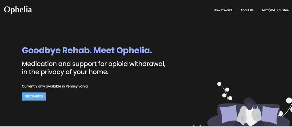 Ophelia's homepage