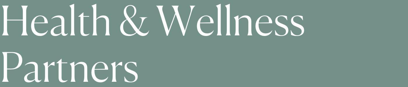 Health & Wellness Partners
