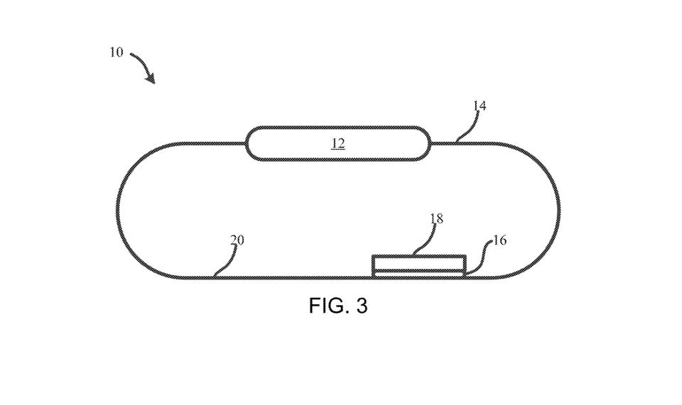 From the patent, one image looks like it could use the Watch strap