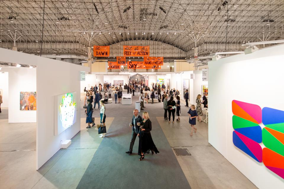 EXPO CHICAGO 2019 Vernissage.