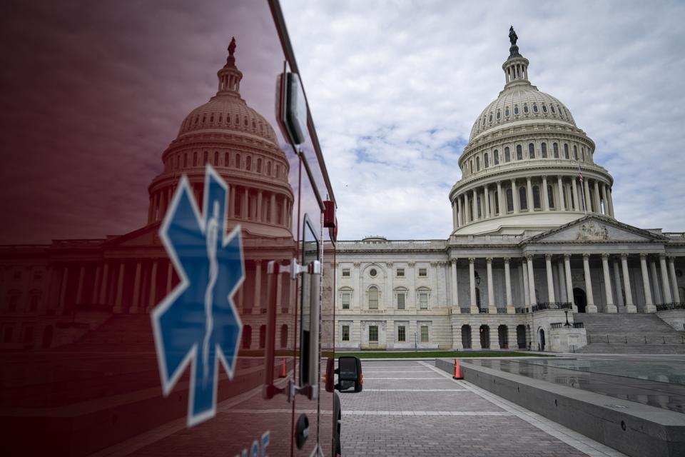 Senate Plans Return To Washington Next Week, House Postpones