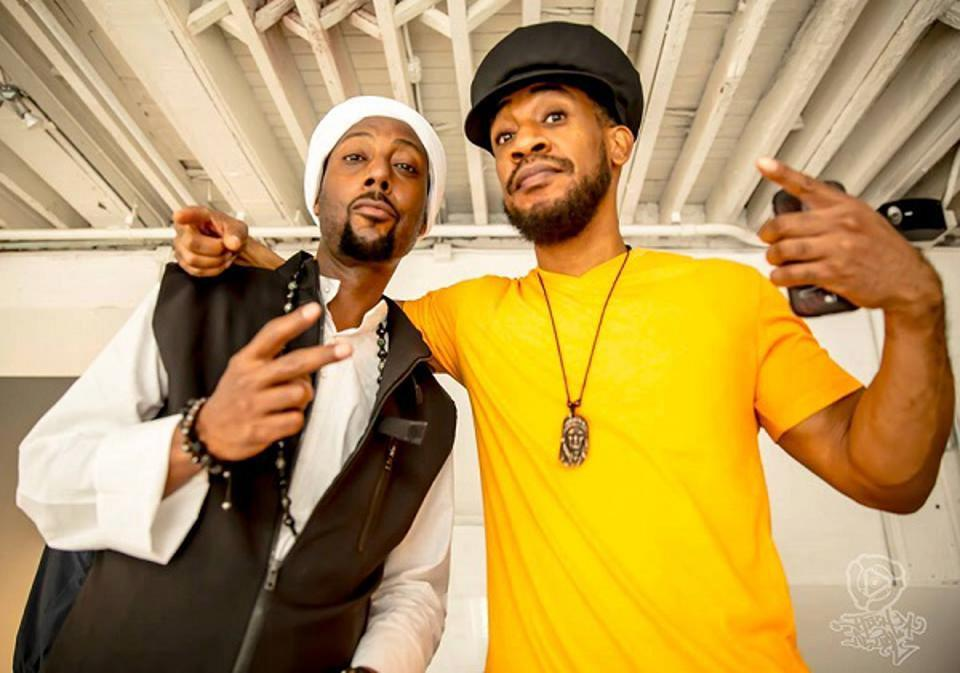 The Lord Brothers, Don Newkirk and Prince Paul, 2020