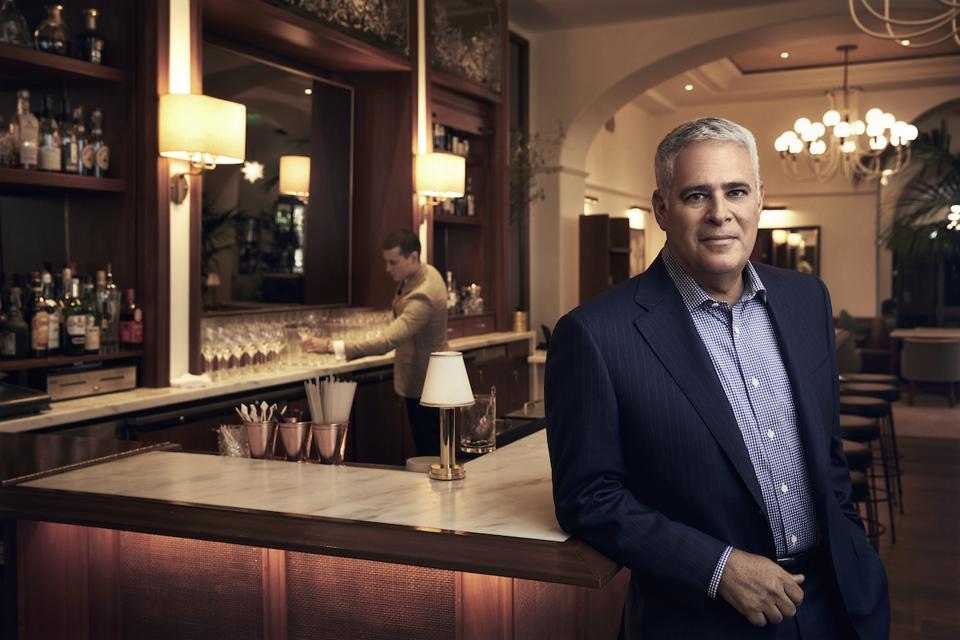 Alan Fuerstman Montage hotel luxury travel coronavirus