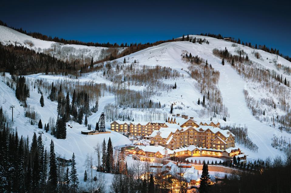 Montage Utah Deer Valley luxury hotel