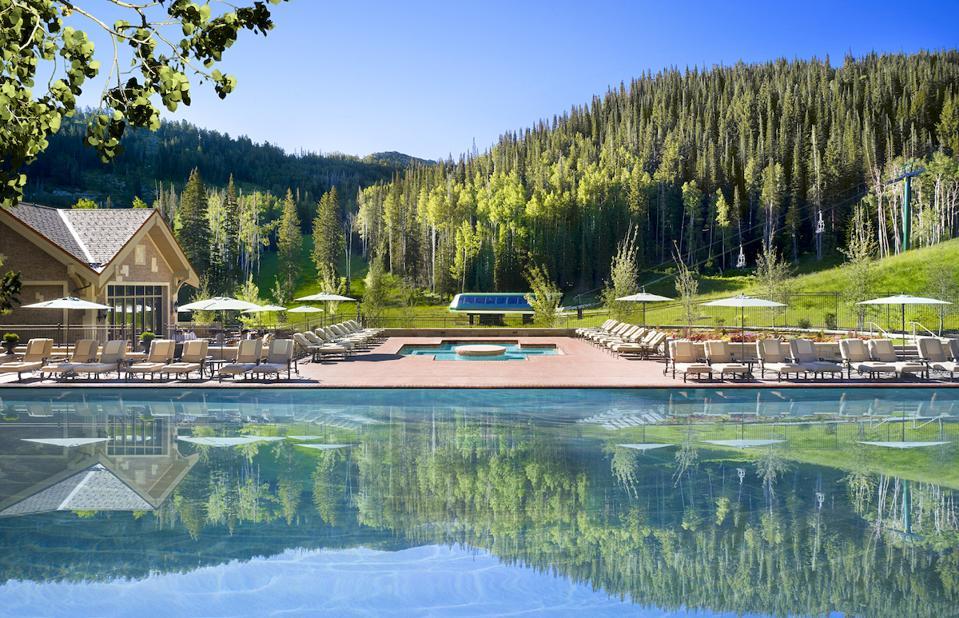 Deer Valley utah Montage luxiuy hotel