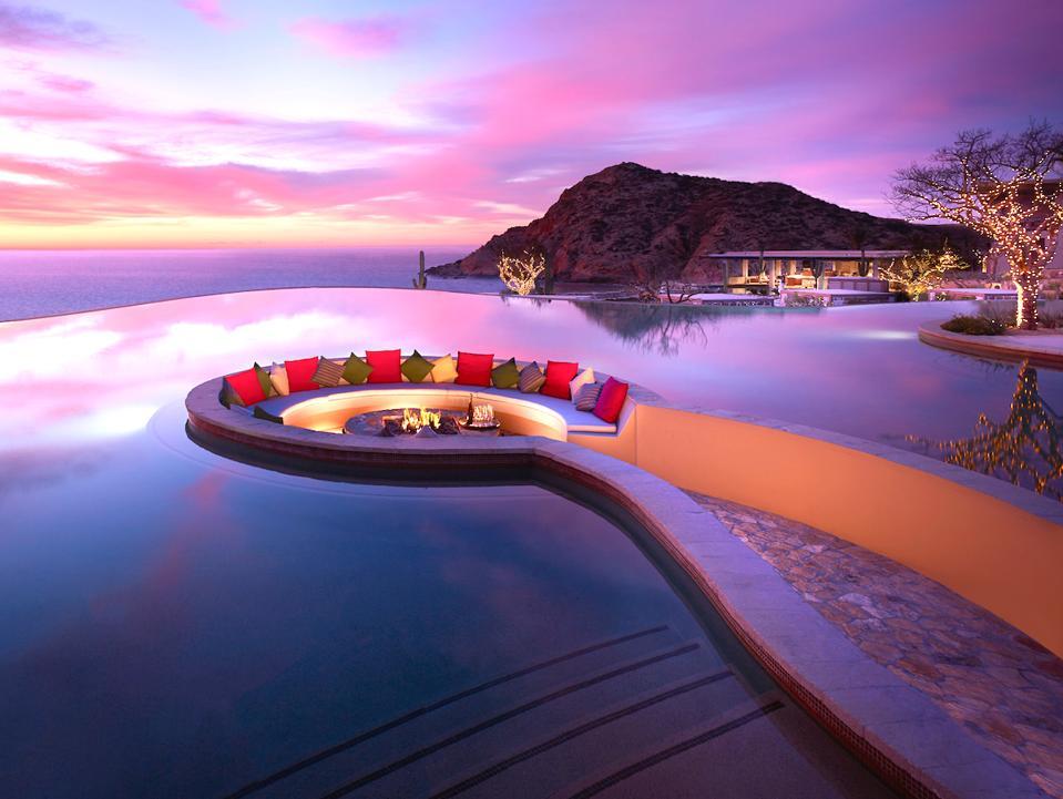 Montage luxury hotel Los Cabos Mexico