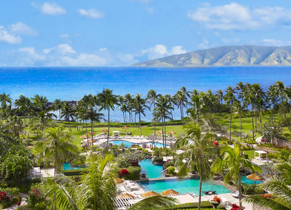 Montage hotels luxury traval Hawaii