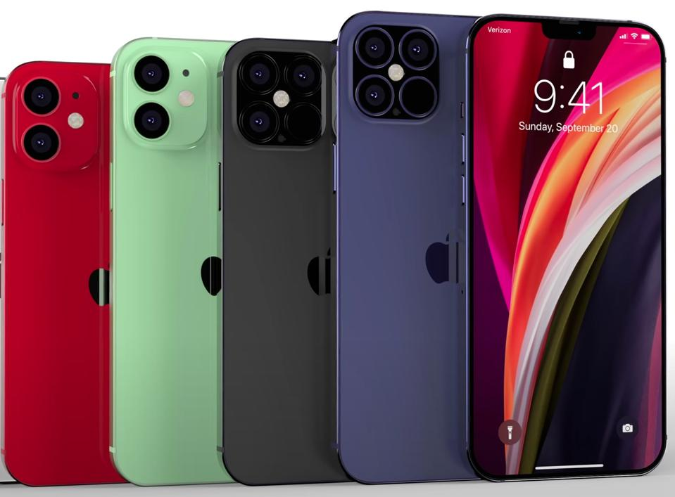 Apple iPhone 12, iPhone 12 Pro and iPhone 12 Pro Max designs improve on the iPhone 11