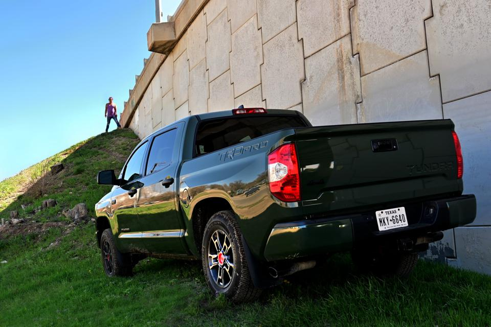 2020 Toyota Tundra Hill