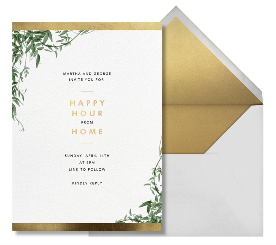 invitation digital