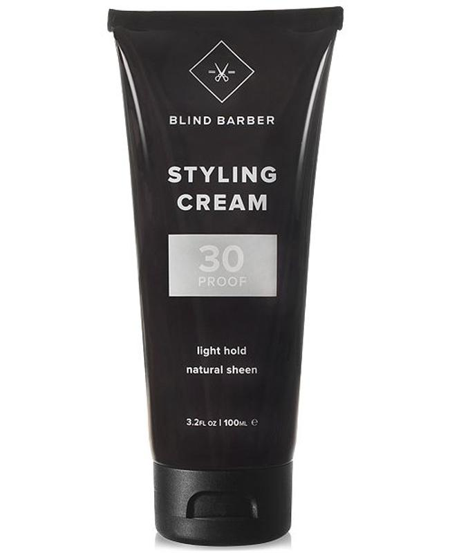 Blind Barber Styling Cream - Light Hold, Natural Finish