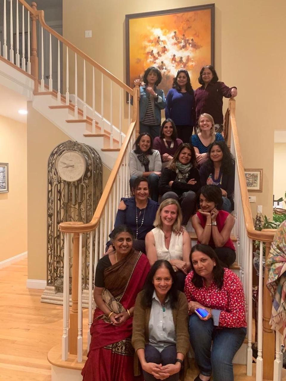 AIF Circle of Hope members