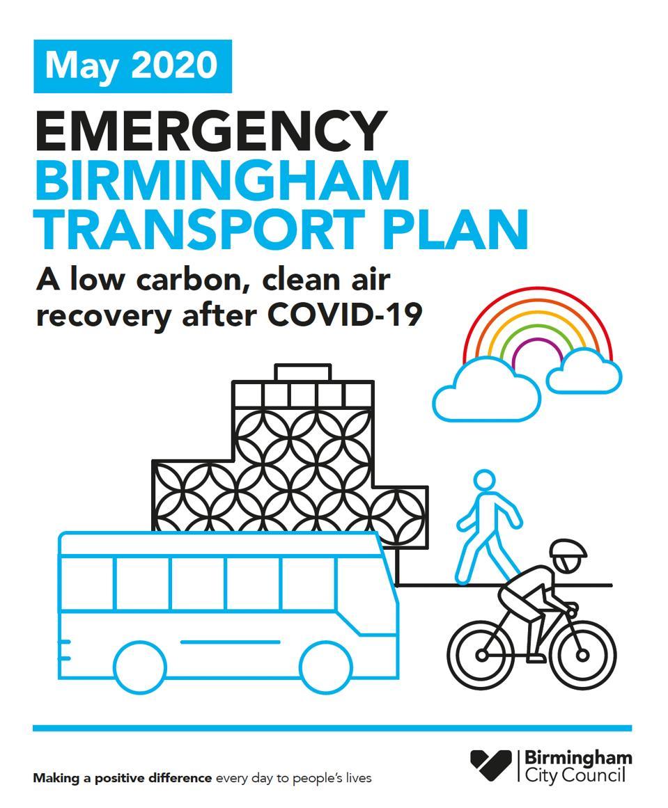 transport plan  brum
