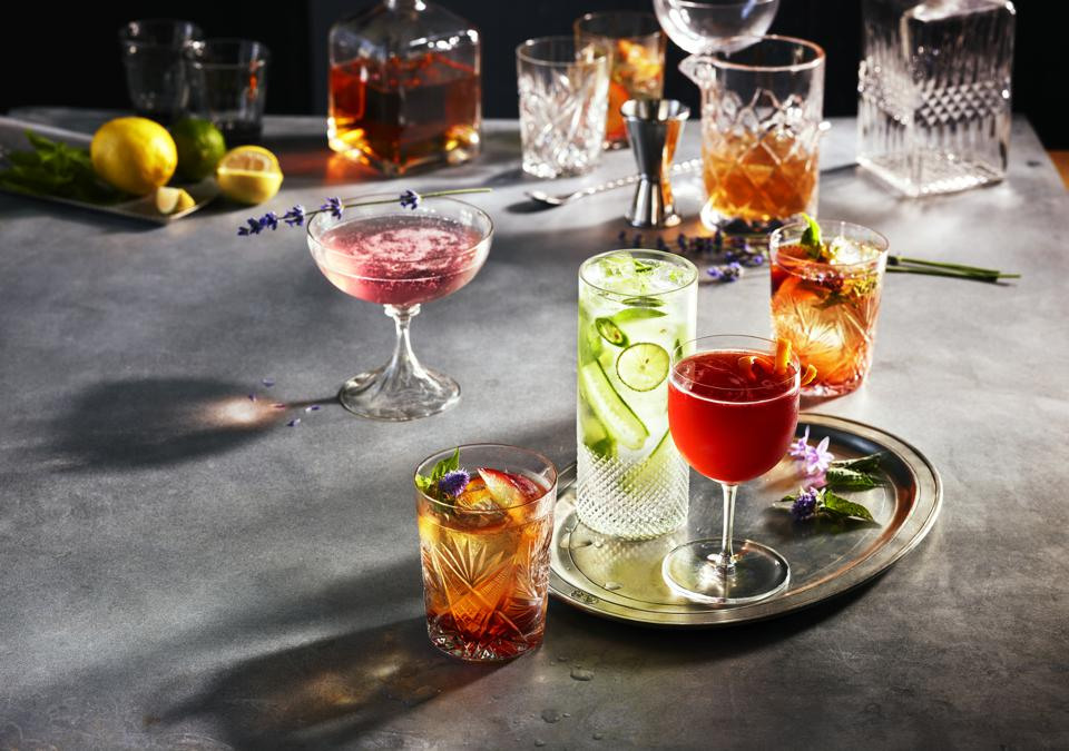 How To Throw A Stylish Virtual Cocktail Party