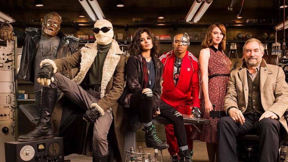 Dc Universe S Doom Patrol Season 2 Gets A Premiere Date And