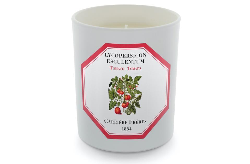 Carriere Freres Tomato candle delirium LYCOPERSICON ESCULENTUM luxury