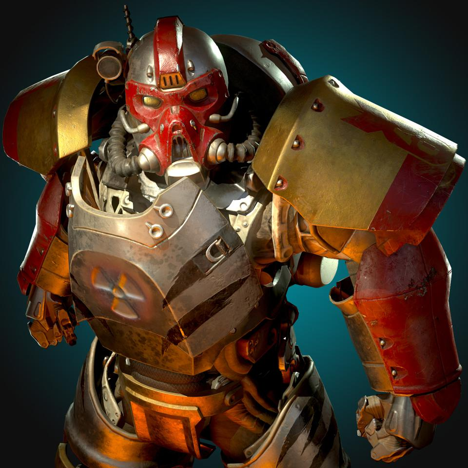 Fallout 76 skin