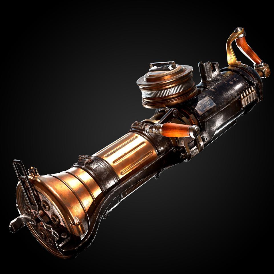 Fallout 76 weapon skin