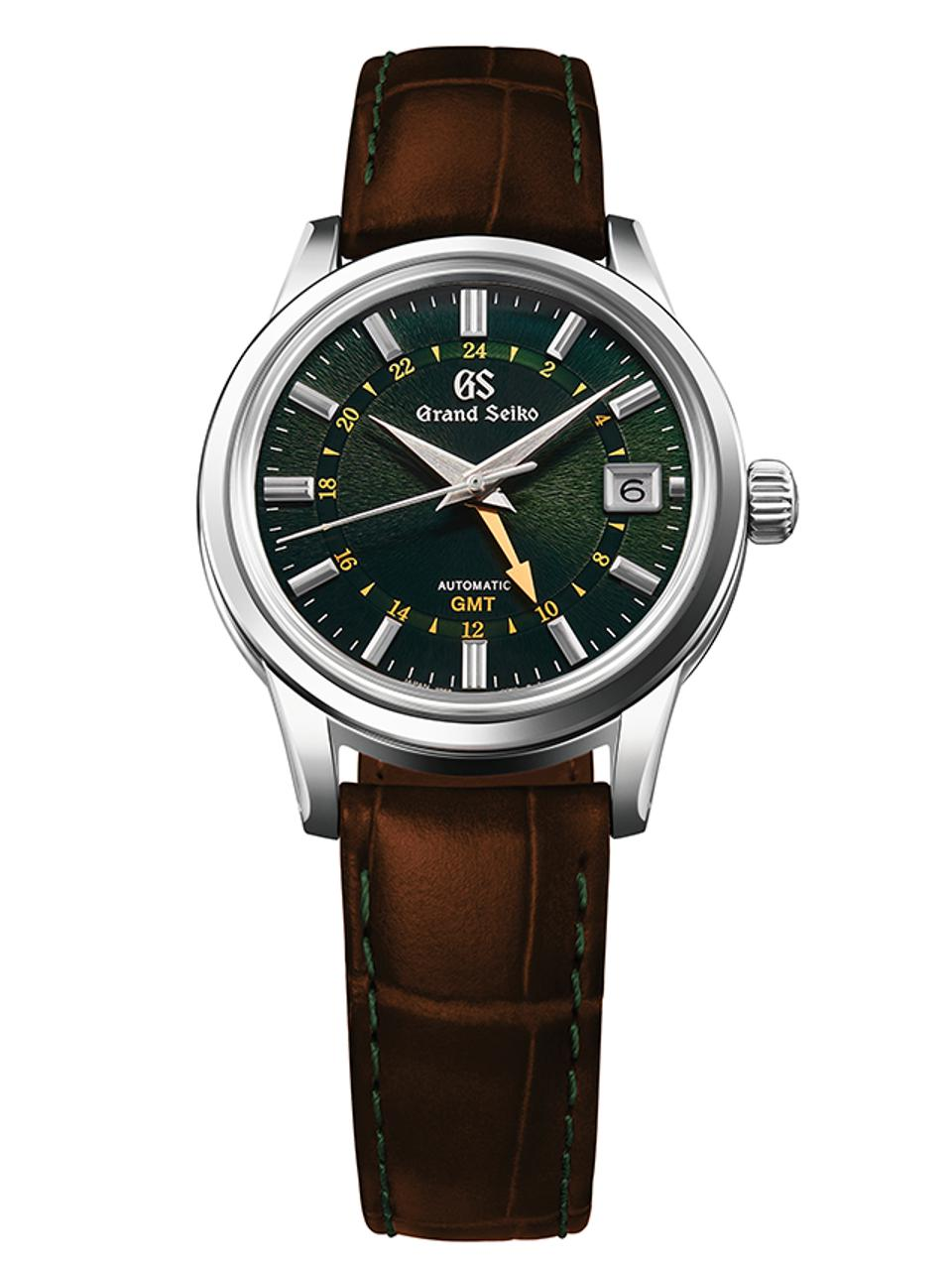 The Toge, a Grand Seiko + Watches of Switzerland special store edition.