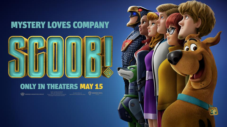 Review: 'Scoob!' Fails To Distinguish Itself From Every Other 'Scooby-Doo' Movie Or TV Show