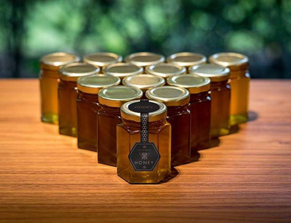 Rolls-Royce honey is created with English Honey Bees at the Home of Rolls-Royce Motor Cars
