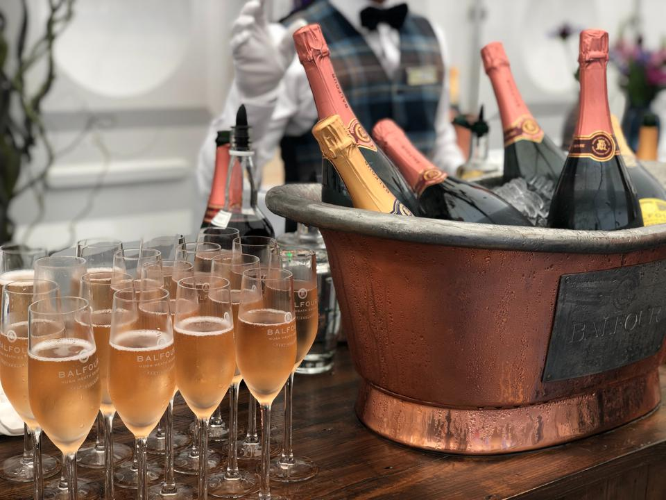 More bad news for the French champagne sector as pre sales were cancelled