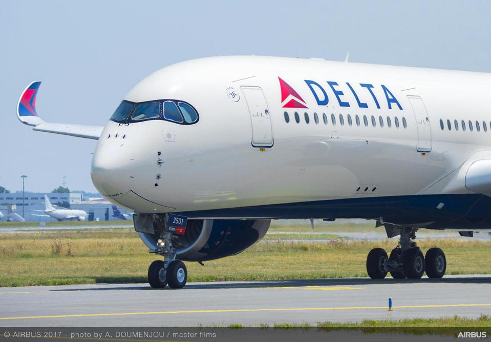Delta's A350 Coming To Sydney And Johannesburg Flights, Replacing 777 During COVID-19 Restructure
