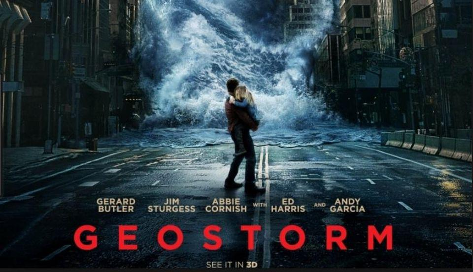 The 2017 movie 'Geostorm' had a fanciful interpretation of satellite hacking activities.