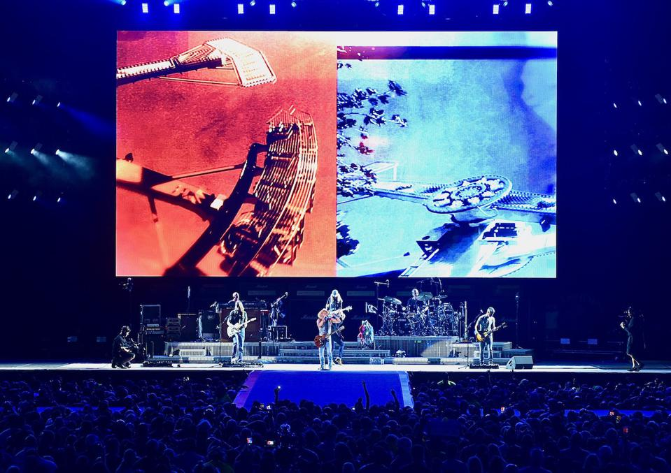 Kenny Chesney, live concert, summer tour, music