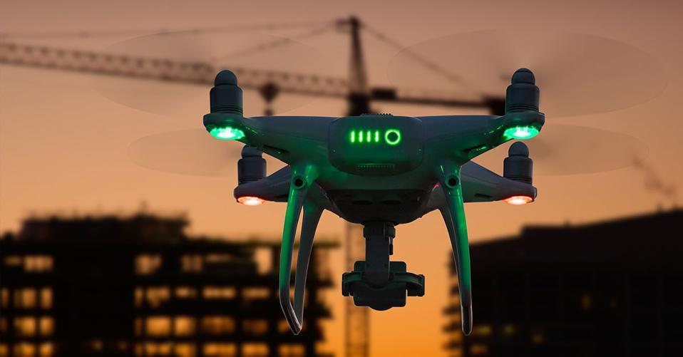 drones, surveillance, infrastructure