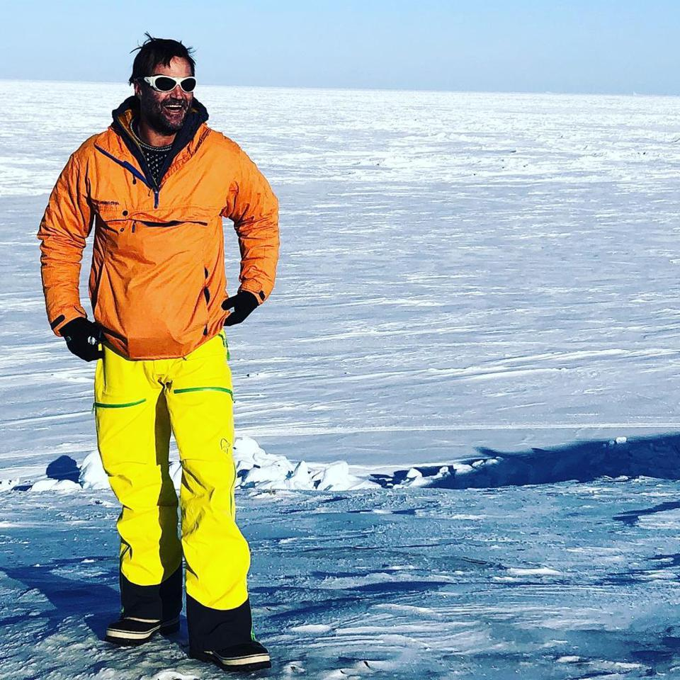 Henry Cookson explores the Polar Regions