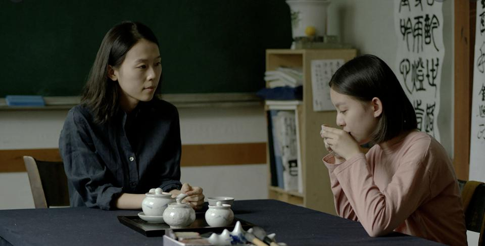 A teacher's encouragement gives Eun-hee a new way to see life.