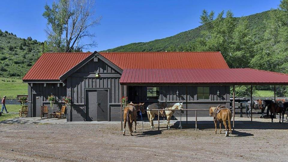 The property offers a wide variety of recreational activities, such as a long distance shooting range, sporting clays, horseback riding, biking and hiking, snowmobiling and ice skating.