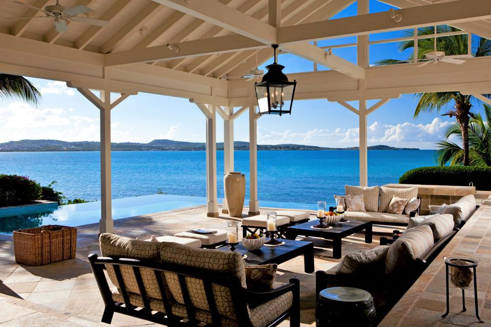 Les Palmiers at Jumby Bay in Antigua