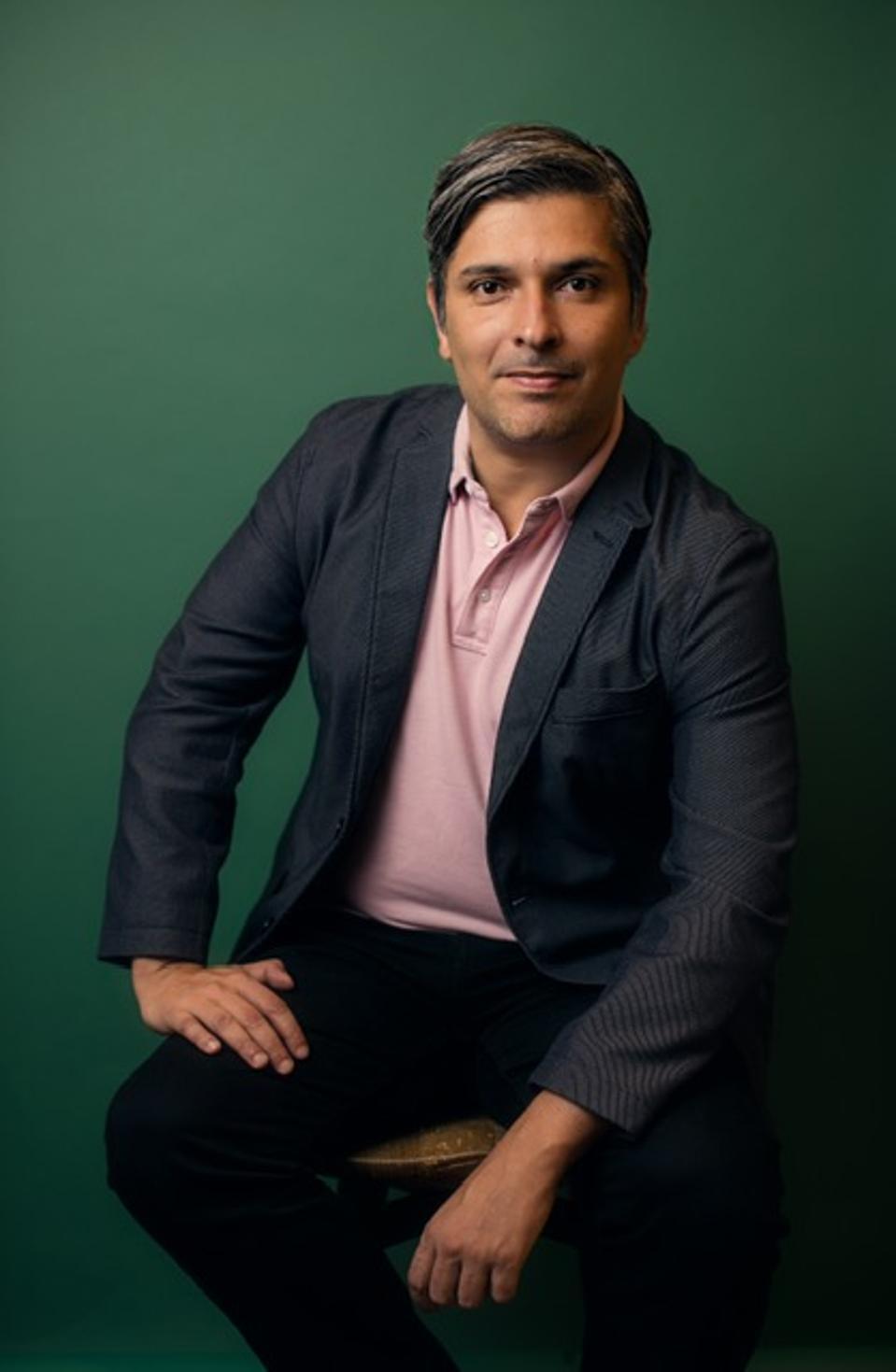 Fernando Machado, CMO of Restaurant Brands International and Burger King.