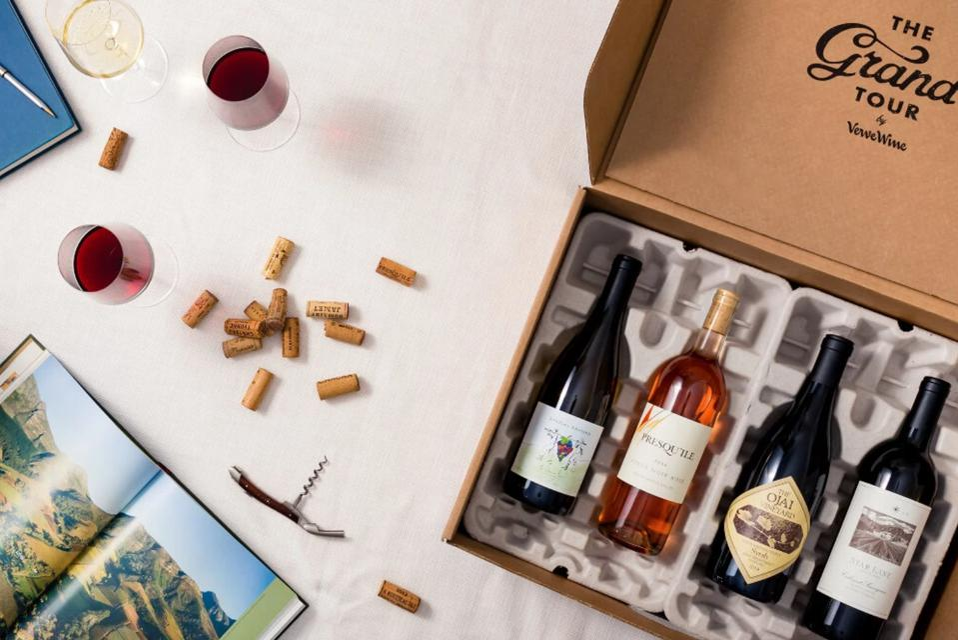 grand tour wine box