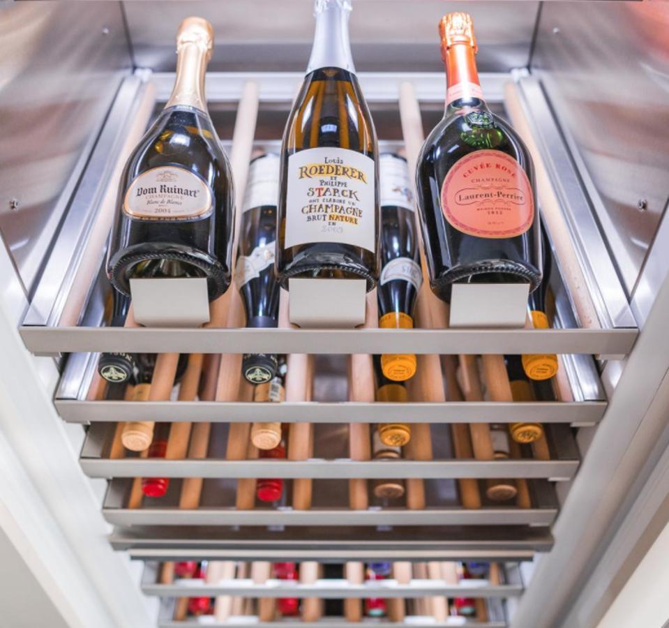 Sotheby's Instant Cellars wine refrigerator