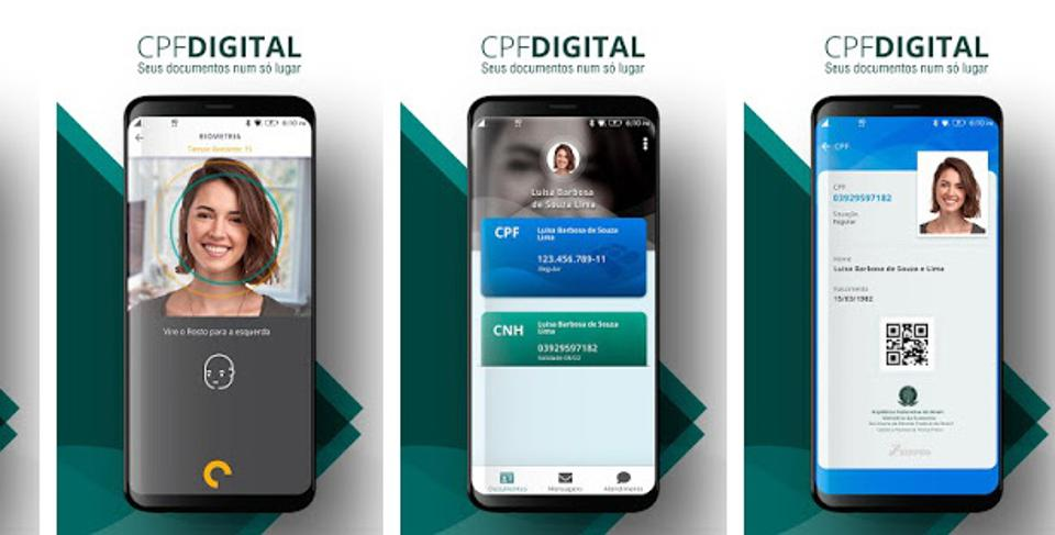 The new digital ID app released by the Brazilian government